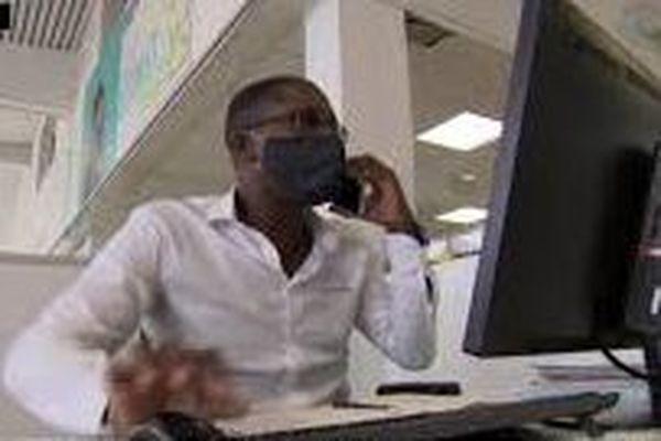 port du masque au travail