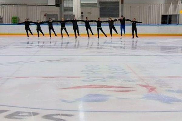 patinage synchronise
