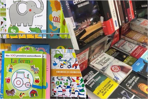 Livres / librairie