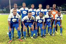 L'équipe du club sportif Moulien engagée dans la coupe Vyv (dimanche 27 décembre au stade des Abymes)