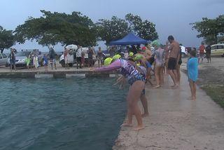 Swim and Run Raiatea