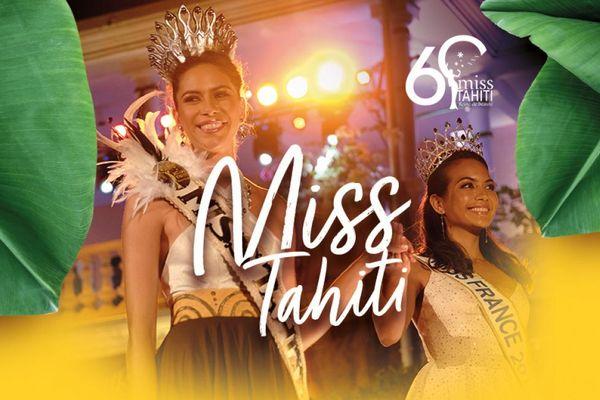 Miss Tahiti fête ses 60 ans en direct sur Polynésie la 1ère