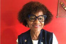 Yolaine Catan Martinon, présidente de la zone Martinique du Lions