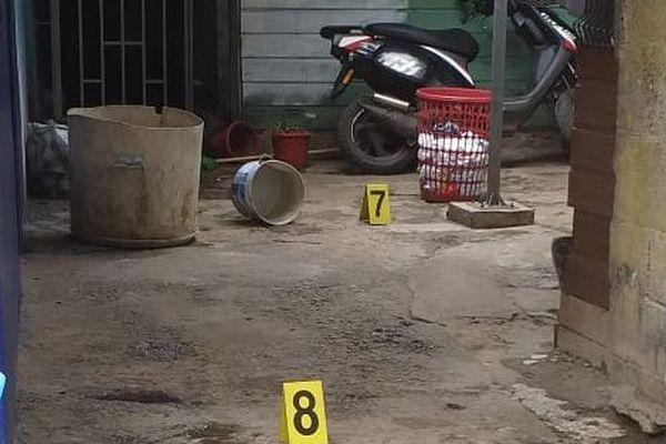 Un homme poignardé Mango à Cayenne