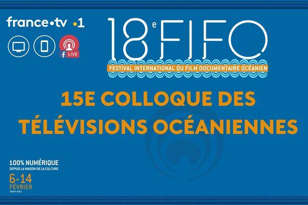 15e colloque des TV océaniennes