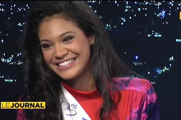 Retour gagnant pour @HinarereTaputu #misstahiti