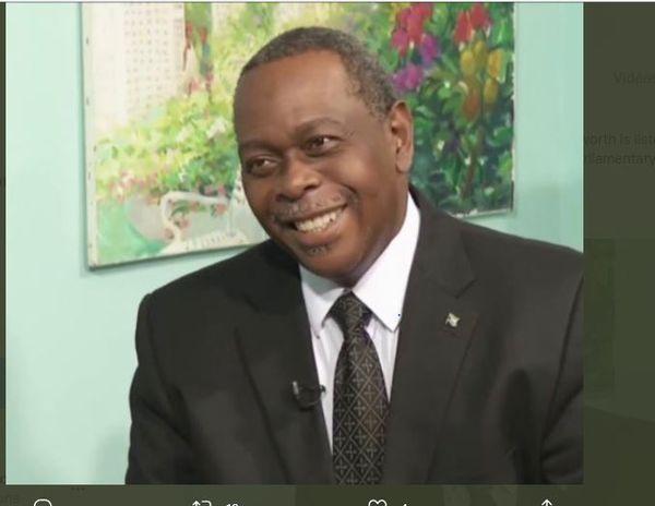 Bahamas Dr. Kevin King