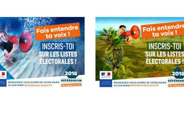 Campagne d'inscription listes électorales 2018