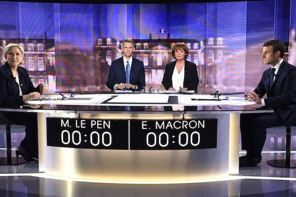 débat Macron Le Pen