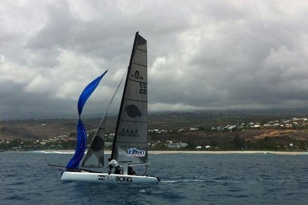 coupe de La Réunion de voile