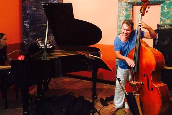 Concert de jazz du conservatoire le 23 avril