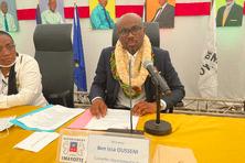 Ben Issa Ousseni, président du conseil départemental de Mayotte, n'a pas de compte ni de page Facebook personnel.