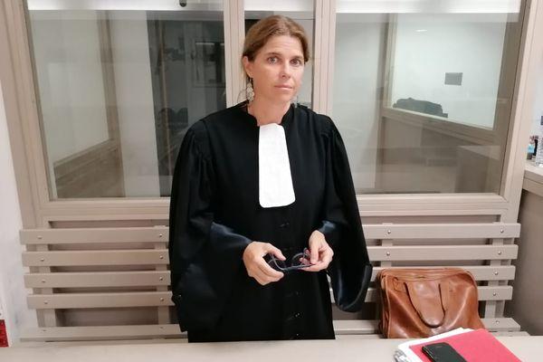 Elodie Gibello Autran, avocate