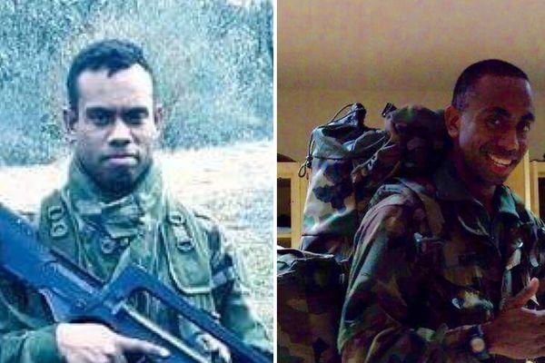 Calédoniens ailleurs : Franck et Célestin, l'armée, une histoire de famille