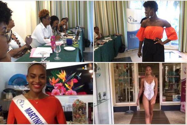 Casting tour miss Martinique 2018