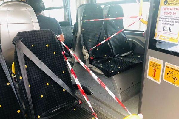 Préparation des bus 11 mai