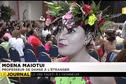 Plus de 200 danseurs à la compétition Ori Tahiti
