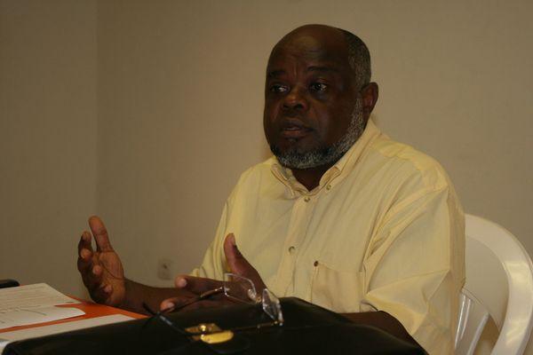 Abdoulatifou Aly, ancien député de Mayotte
