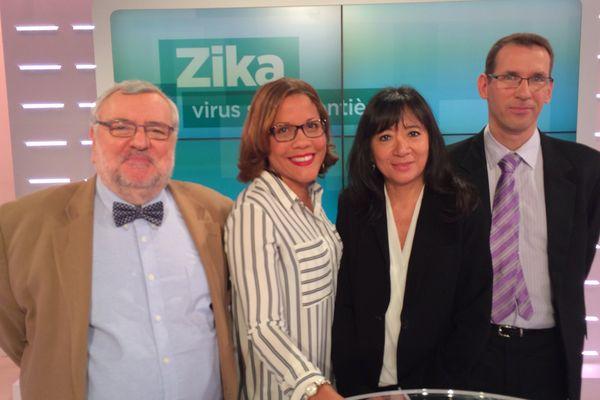 Emission Zika