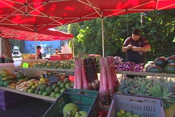 Vente fruits et légumes