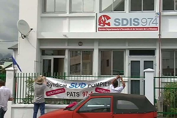 SDIS : grève