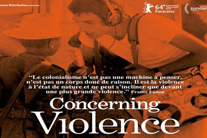 """Concerning Violence"", un documentaire de Göran Hugo Olsson, © Happiness distribution"