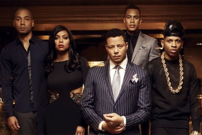 """La famille Lyon, héroïne de la série """"Empire"""" © Empire © 2015 Fox and its related entities. All rights reserved."""