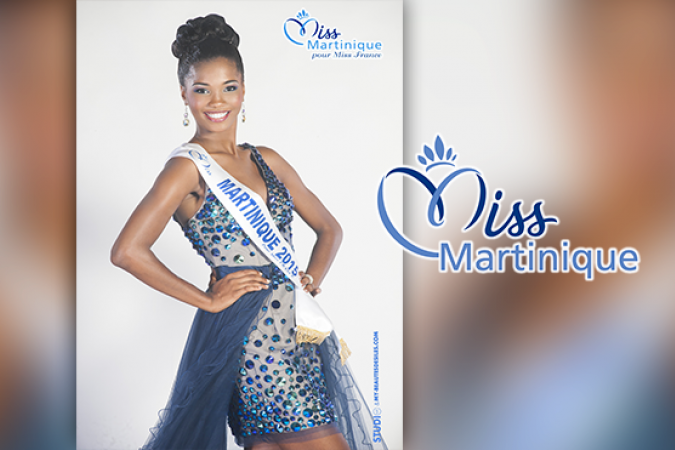 voici la photo officielle de miss martinique martinique 1 re. Black Bedroom Furniture Sets. Home Design Ideas