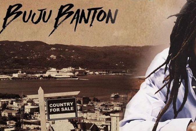 Buju Banton Country for Sale © twitter