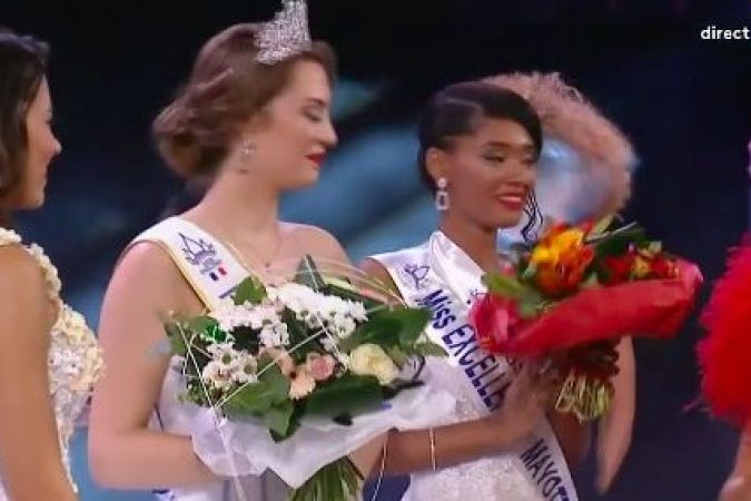 Nouroulaini Payet- 1ère dauphine Miss Excellence 2020