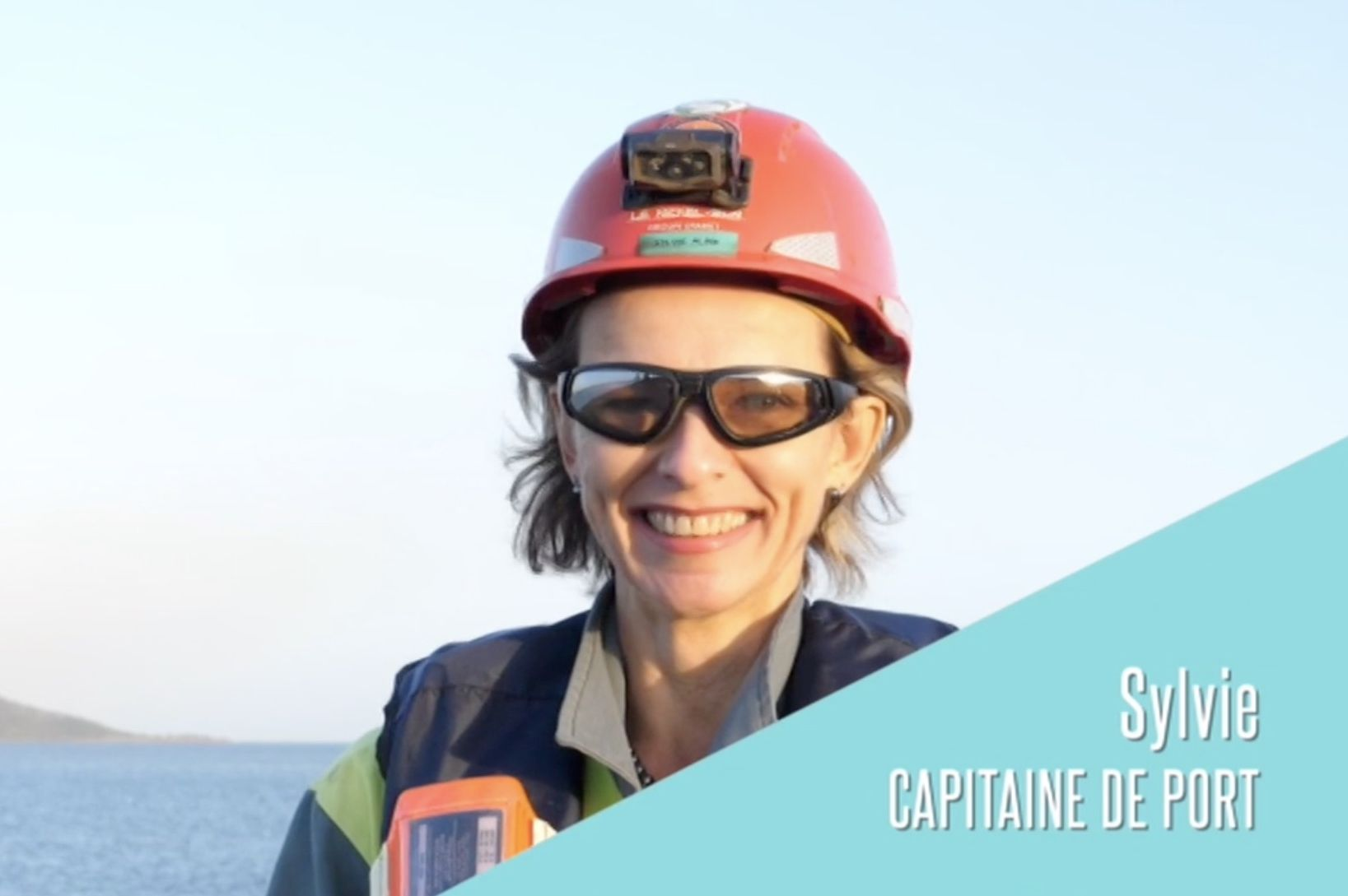 Métiers passion : Sylvie, capitaine de port