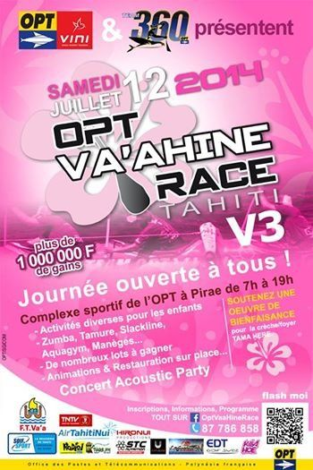 © OPT VAAHINE RACE