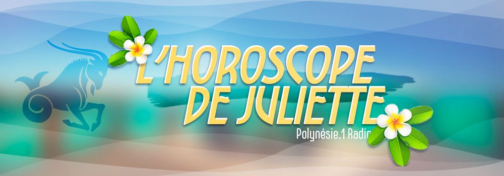 L'horoscope de Juliette