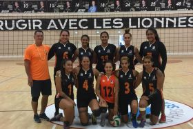 © FB Volley : Phases Finales 2018 - N2/Outre Mer