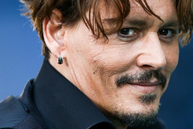 L'acteur Johnny Depp à la première du cinquième volet de la saga Pirates des Caraïbes à Hollywood le 18 mai 2017. © RICH FURY / GETTY IMAGES NORTH AMERICA