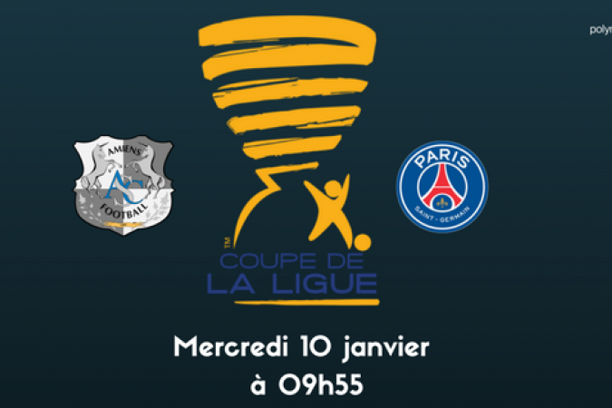 La Coupe de la Ligue en direct