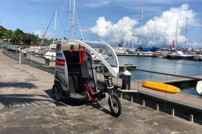© Facebook E-bike polynesia