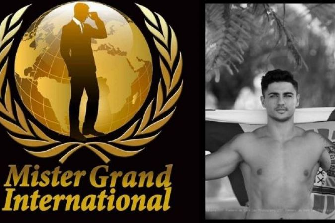 © facebook Mister Grand International 2018 / Kevin Richmond