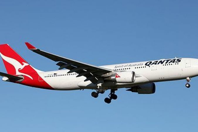 Qantas exploite 130 appareils dont 40 Airbus (ici un A330) © CCO Wikimedia commons / Allen Zhao