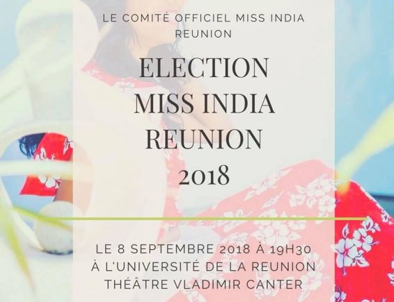 © Comité Officiel Miss India Réunion
