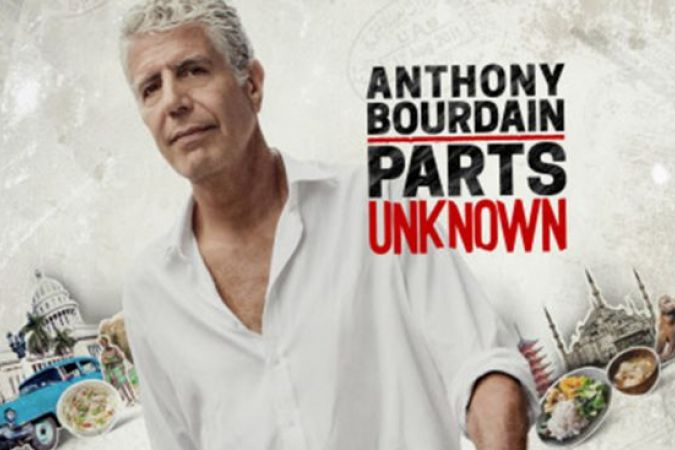 Anthony Bourdain présente l'émission Parts Unknown chaque dimanche sur CNN © Parts Unknown / CNN
