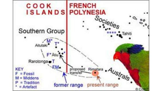 © the Cook Islands Natural Heritage Trust (CINHT)