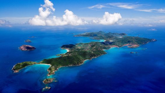 Saint-Bathélemy © Office de Tourisme de Saint-Barth
