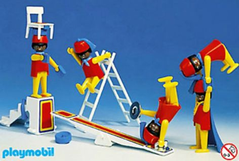 © Image d'archives Playmobil