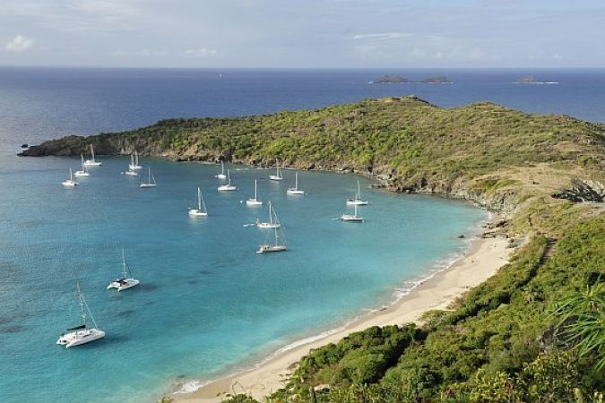 Saint-Barthelemy © Soberka Richard/AFP