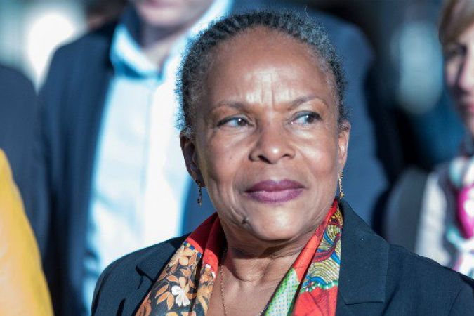 Christiane Taubira © CITIZENSIDE / Patrick Batard / Citizenside