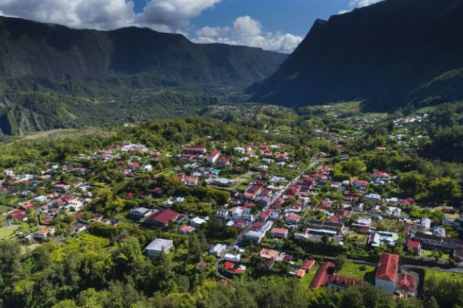 village-de-hellbourg-la-reunion - Photo