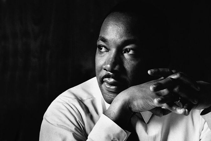 Martin Luther King Jr. (1929-1968) © DR