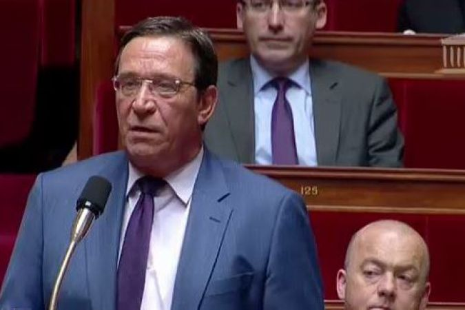 Philippe Gomes © Assemblée nationale