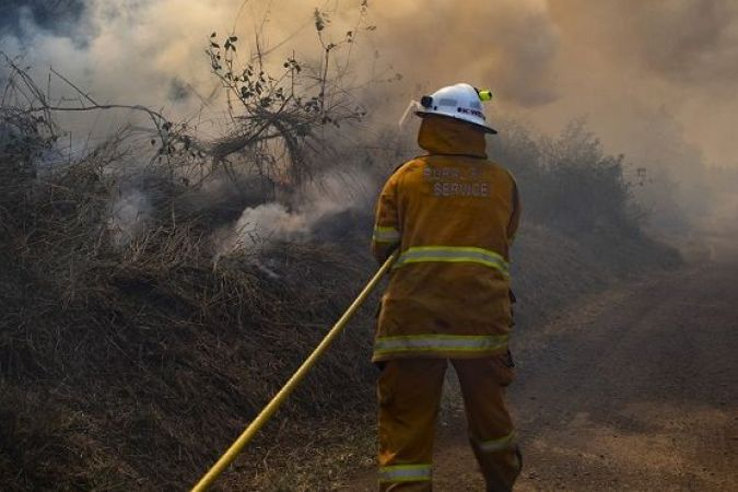 © Handout / QUEENSLAND FIRE AND EMERGENCY SERVICES / AFP
